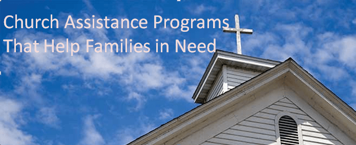 church assistance programs - churches that help families in need, Utilities, paying bills