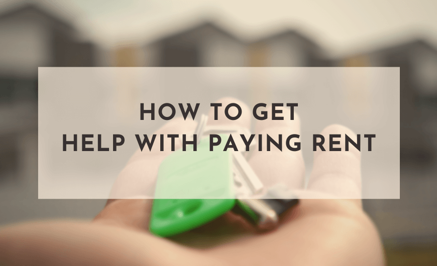 how to get help with rent payment