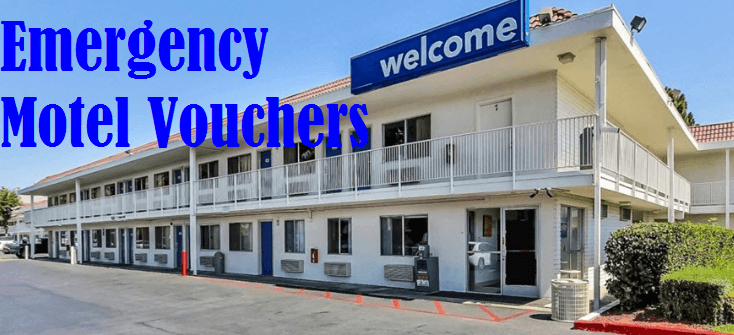 Emergency Motel Vouchers - Free hotel and motel voucher programs