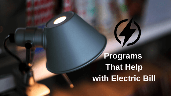 Programs That Help with Electric Bill
