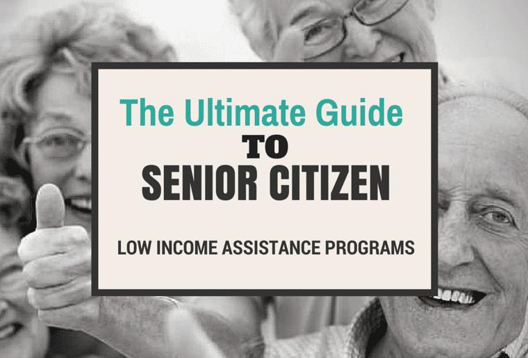 Senior assistance programs provide financial help for seniors