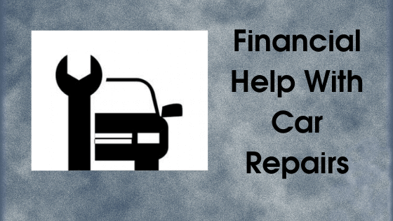 Financial help with car repairs