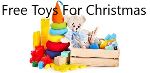 Free Toys for Christmas