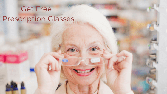 Get Free Prescription Glasses