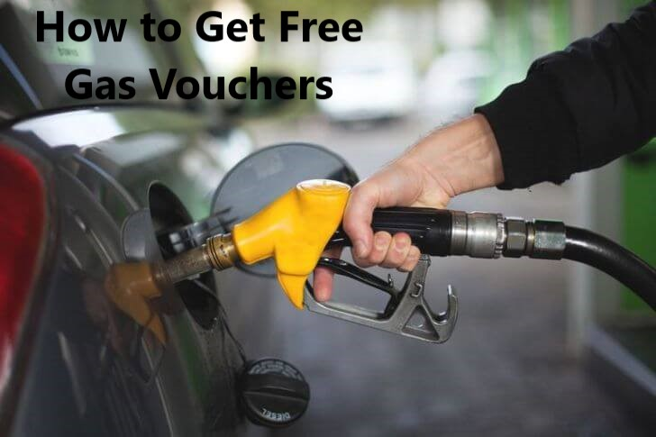 How to Get Free Gas Vouchers