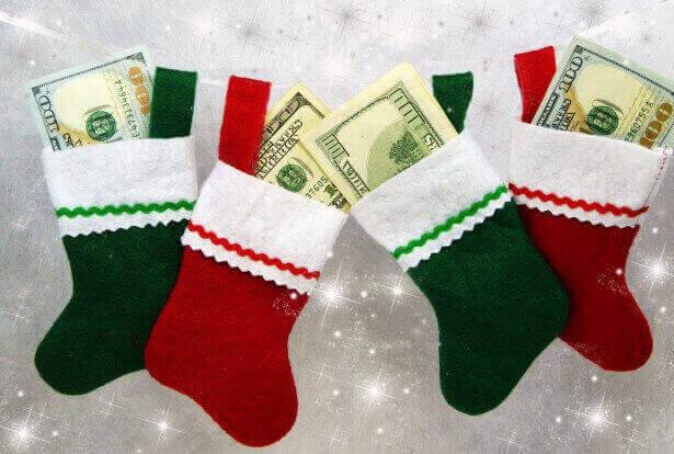 free christmas money