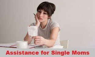 single mother assistance