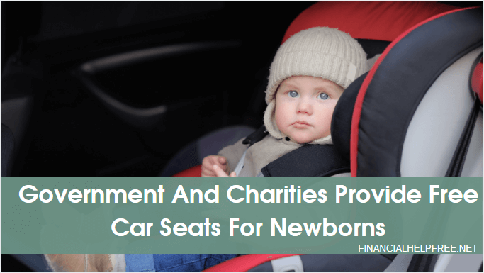Charities That Offers Free Baby Car Seat