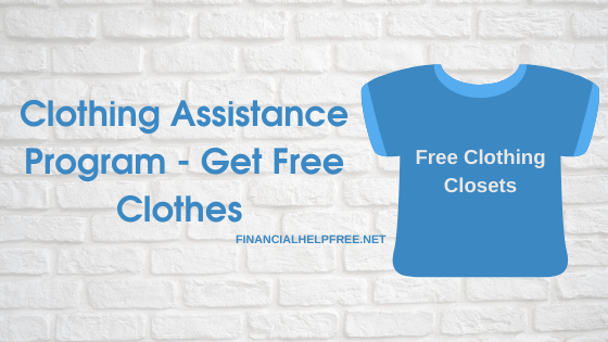 Clothing Assistance program - Get Free Clothes