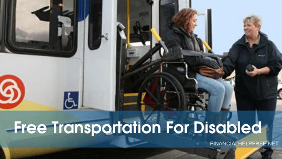 Free Transportation For Disabled
