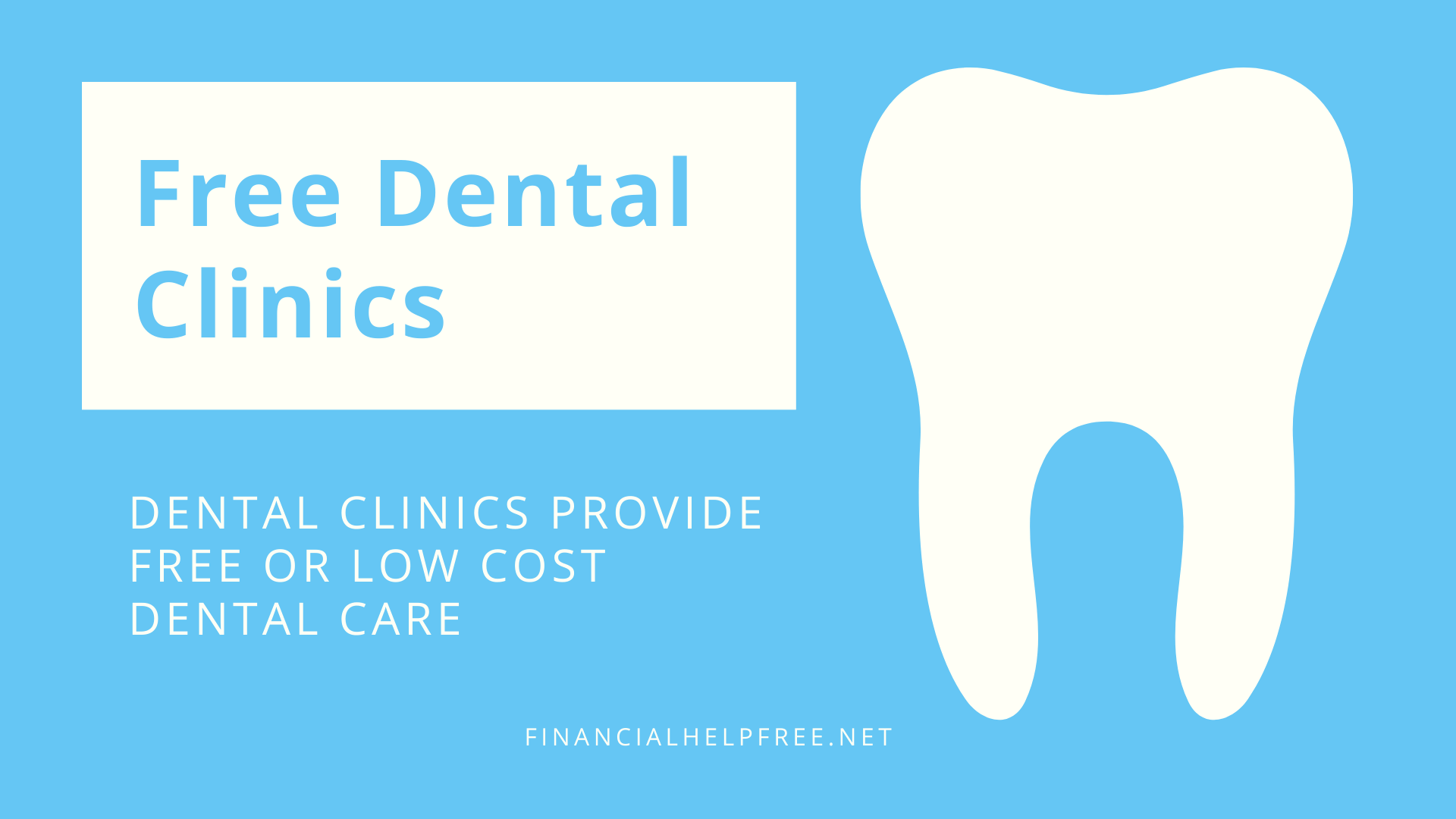 free dental clinics