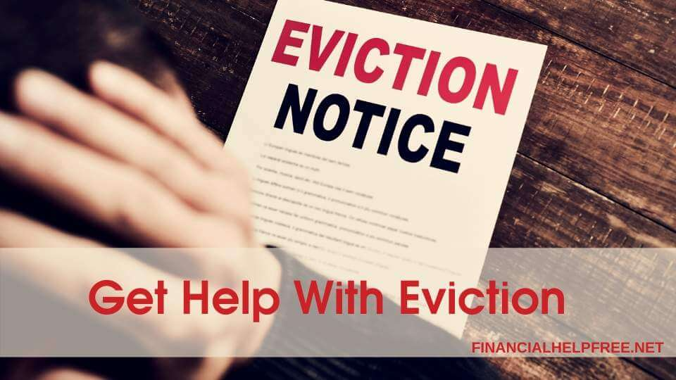 get help with eviction