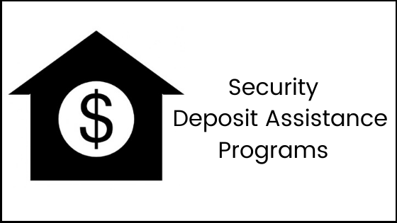 security deposit assistance programs