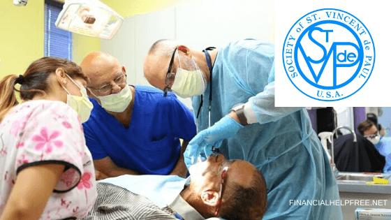 st vincent de paul dental clinic and medical assistance