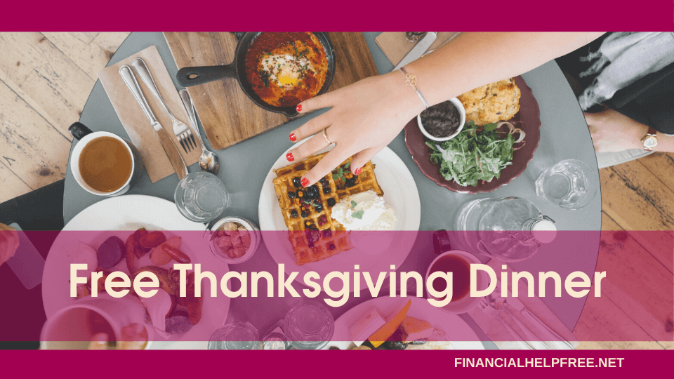 Free Thanksgiving Dinner