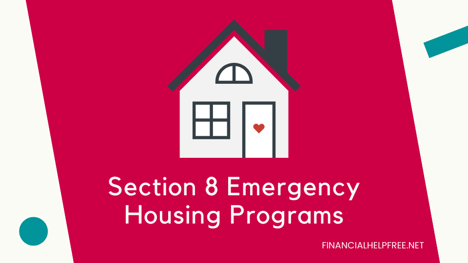 section 8 emergency housing programs